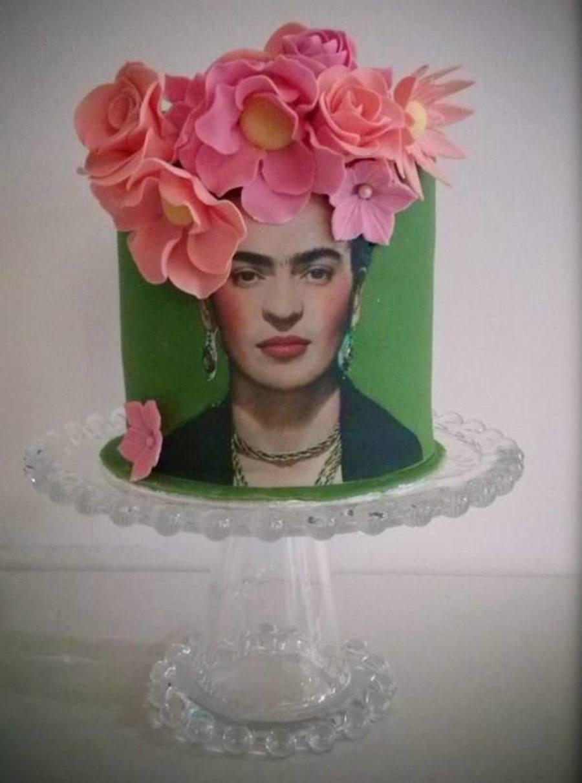 Frida Kahlo Birthday Cake Cakecentral Com