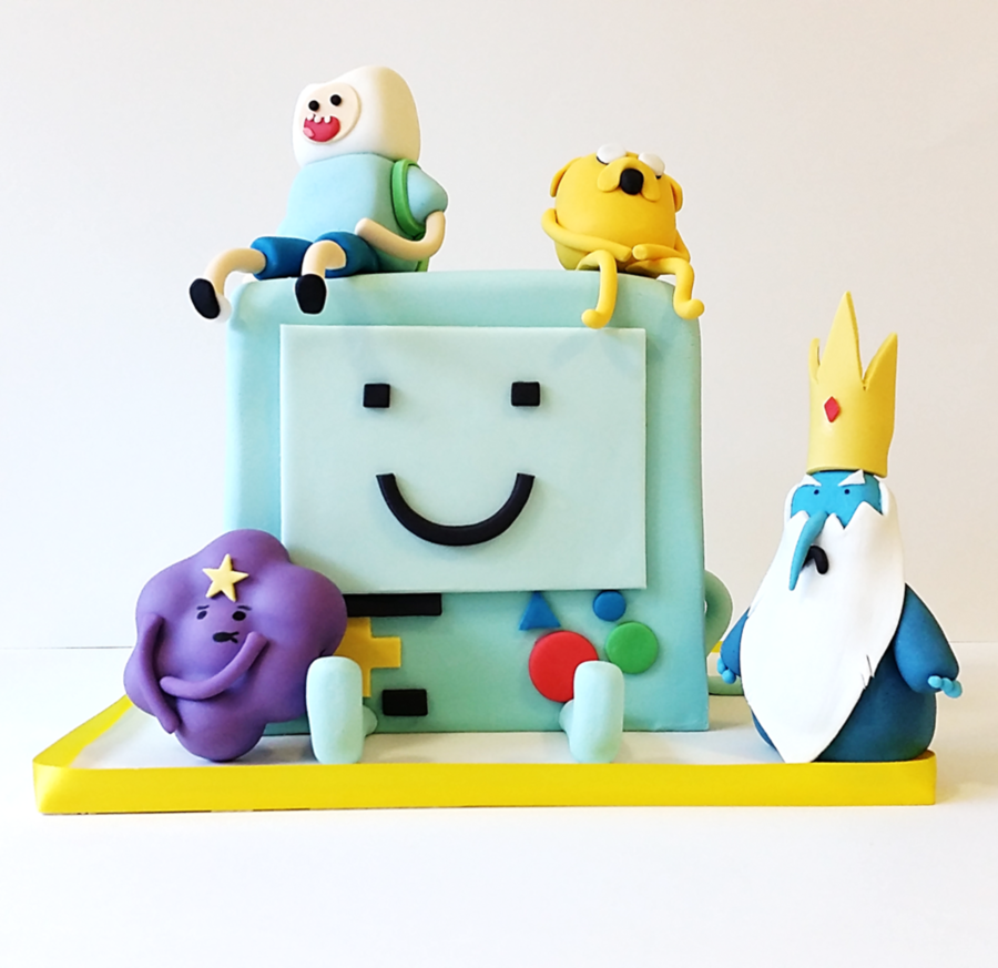 Adventure Time Birthday Cake Cakecentral