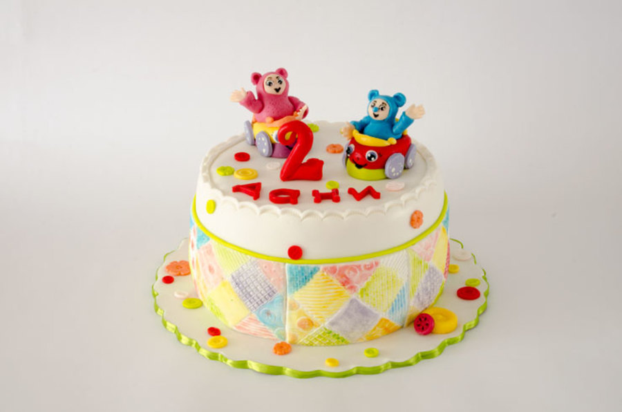 Billy And Bam Bam Baby Tv Cakecentral