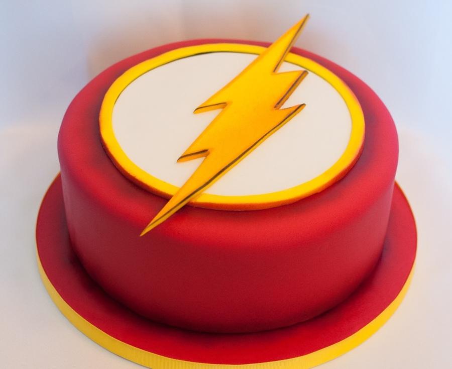 The Flash Cake Ideas