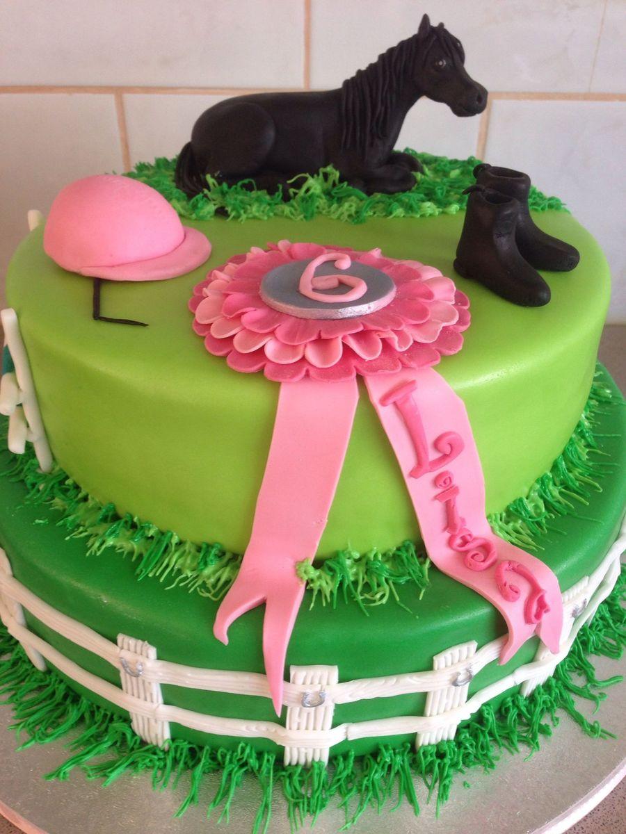 Bithday Cake For A Lovely Girl Cakecentral Com