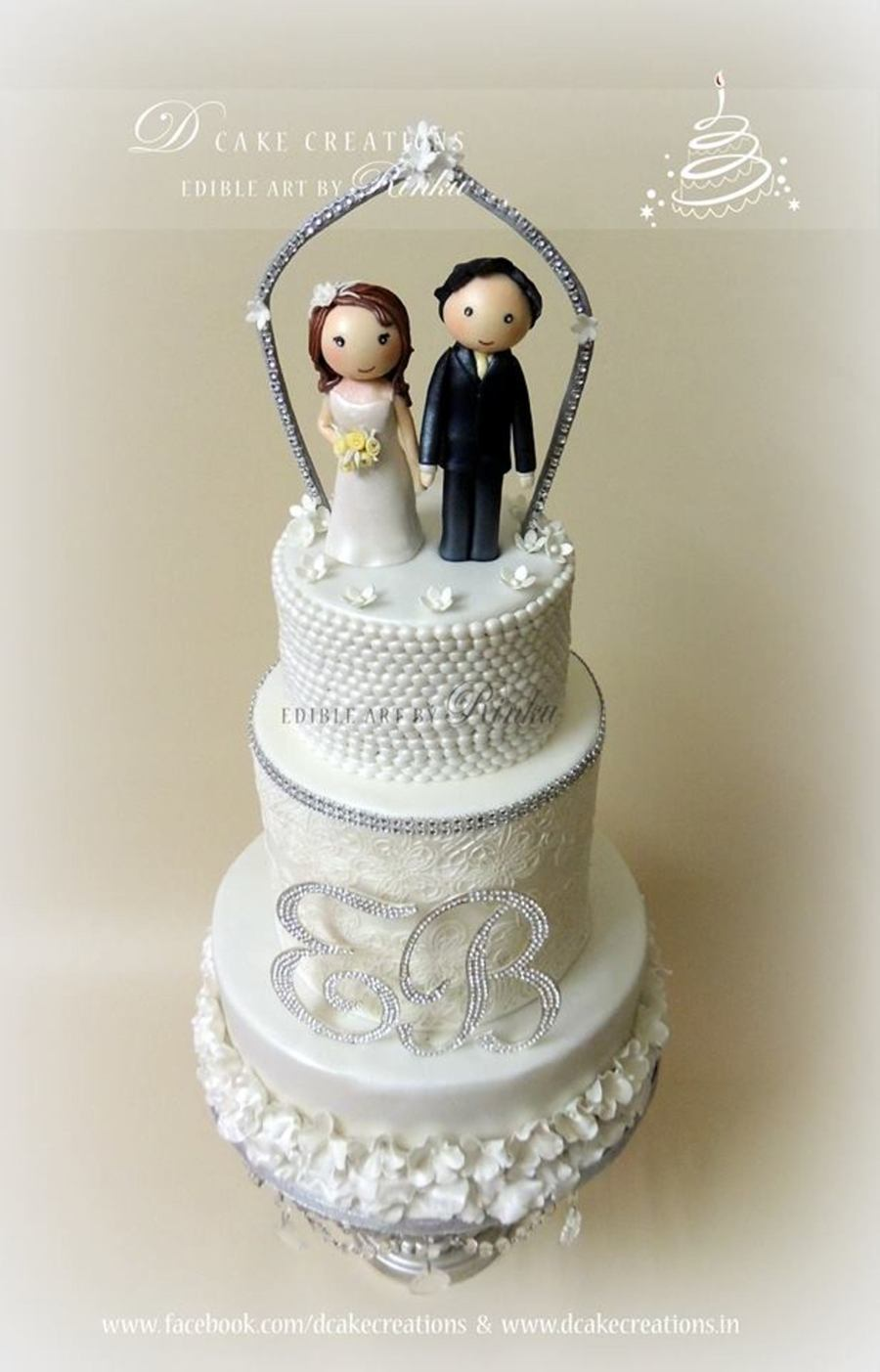 Groom Cake Topper Tutorial