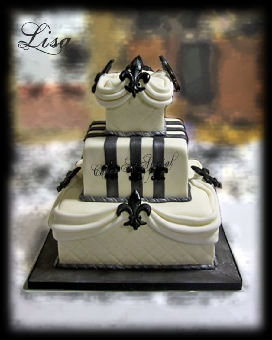 Lisa Fleur De Lis on Cake Central