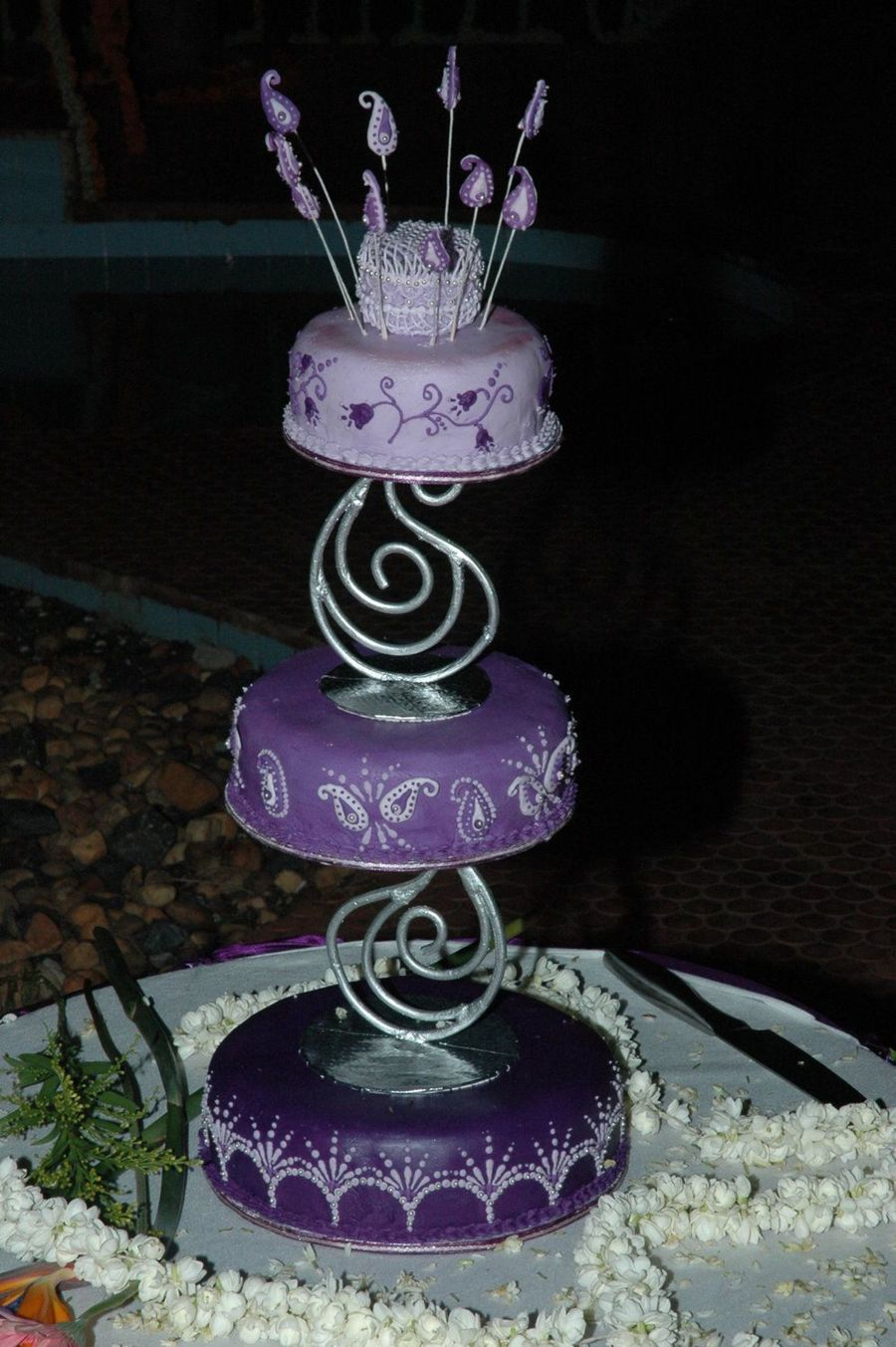Purple_Wedding_1500By1500.jpg on Cake Central