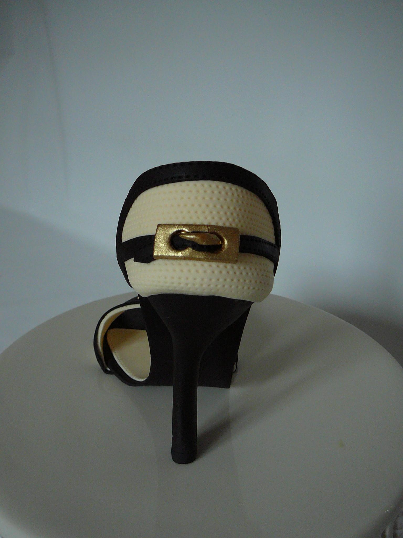 louis vuitton high heel shoe cakecentral