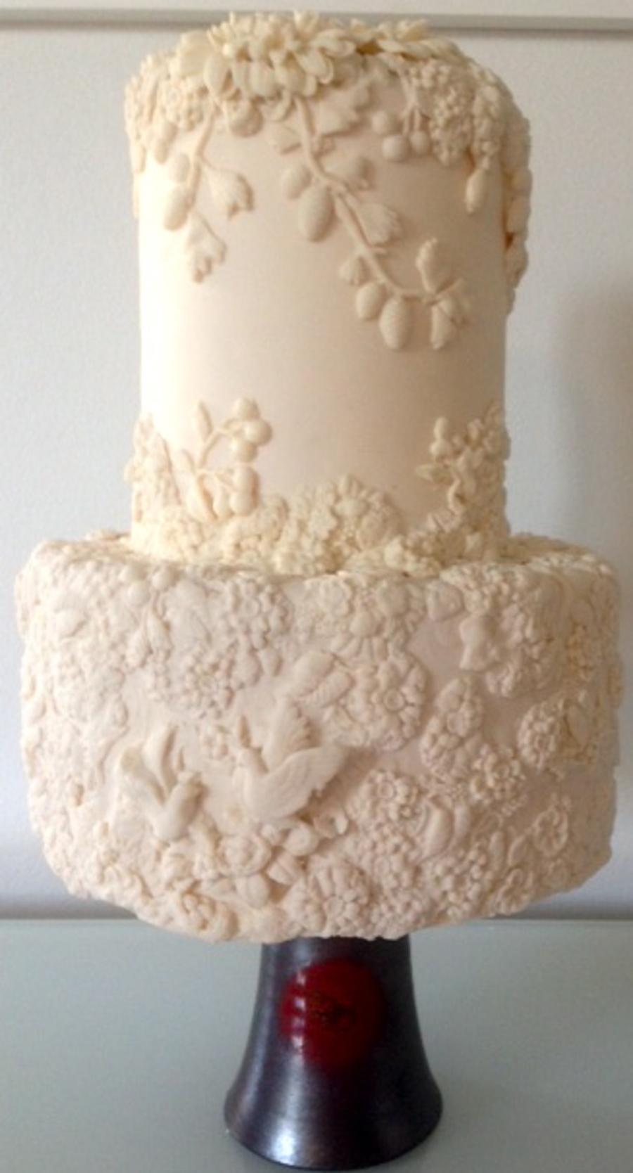 Image Result For Rose Covered Birthday Cake