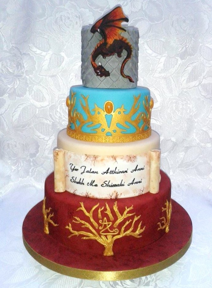 game of thrones wedding cake of thrones wedding cake cakecentral 14635