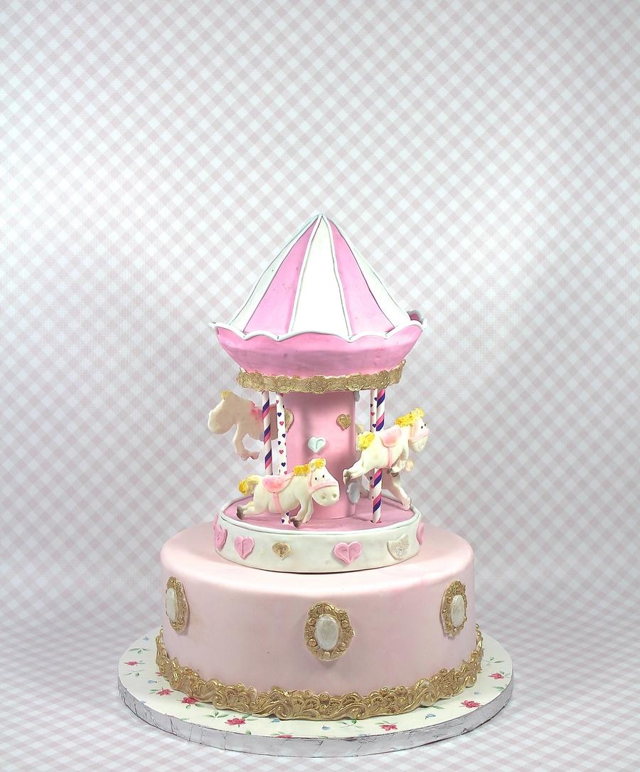 Carousel Cake Recipes