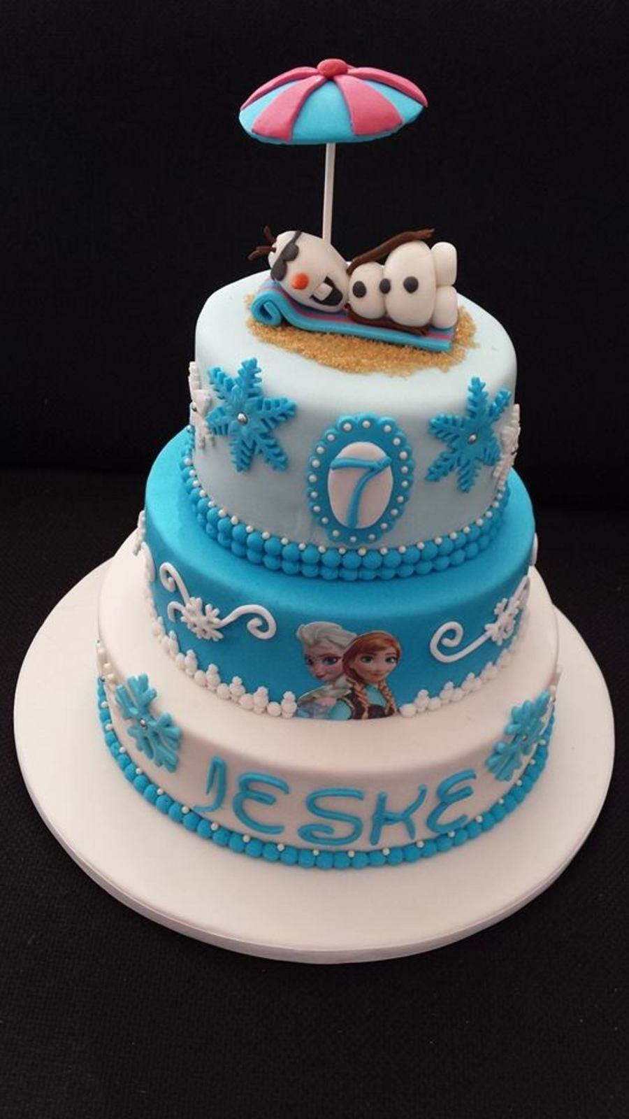 Olaf Summer Cake Ideas Wiring Diagrams