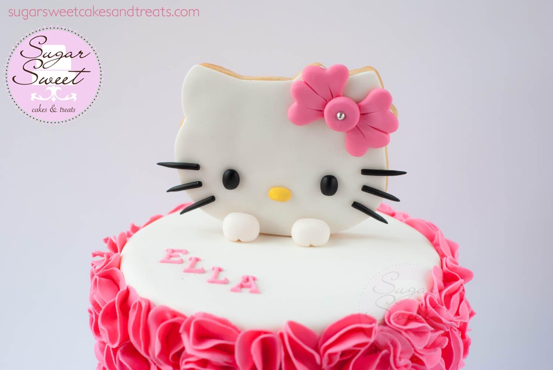 Birthday Cake Hello Kitty Recipe