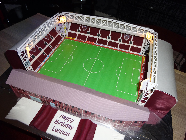 Football Stadium Cakecentral Com