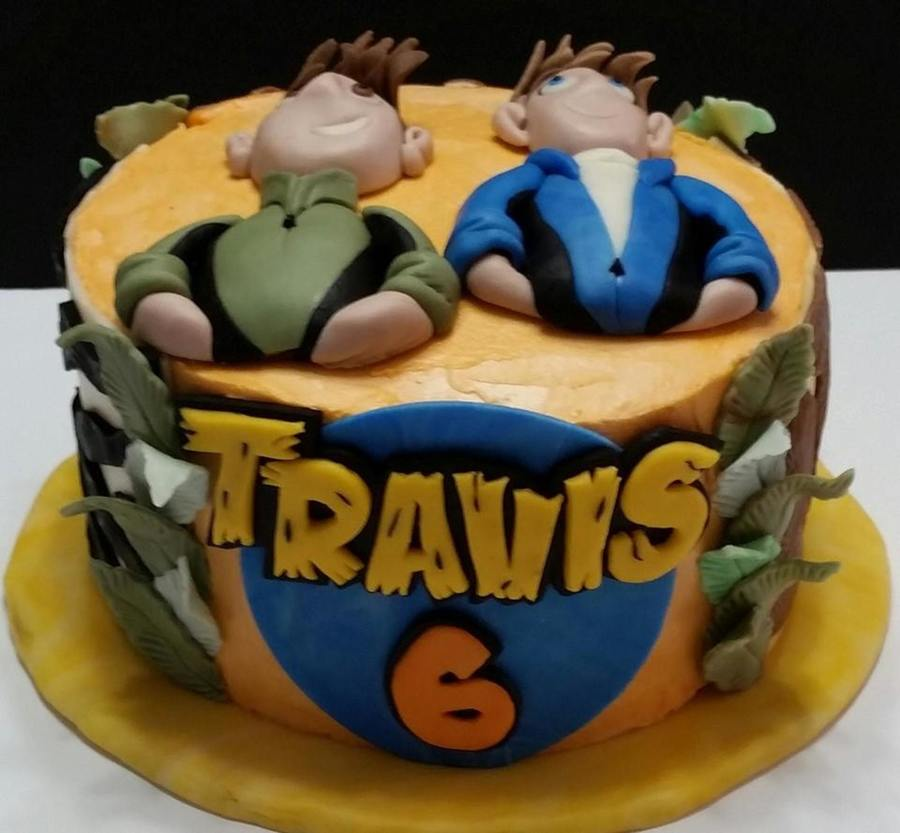 Wild Kratts Cakecentral Com
