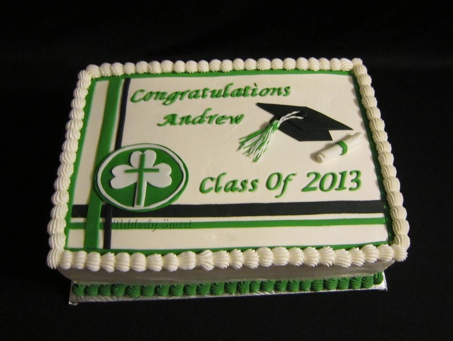 8Th Grade Graduation on Cake Central