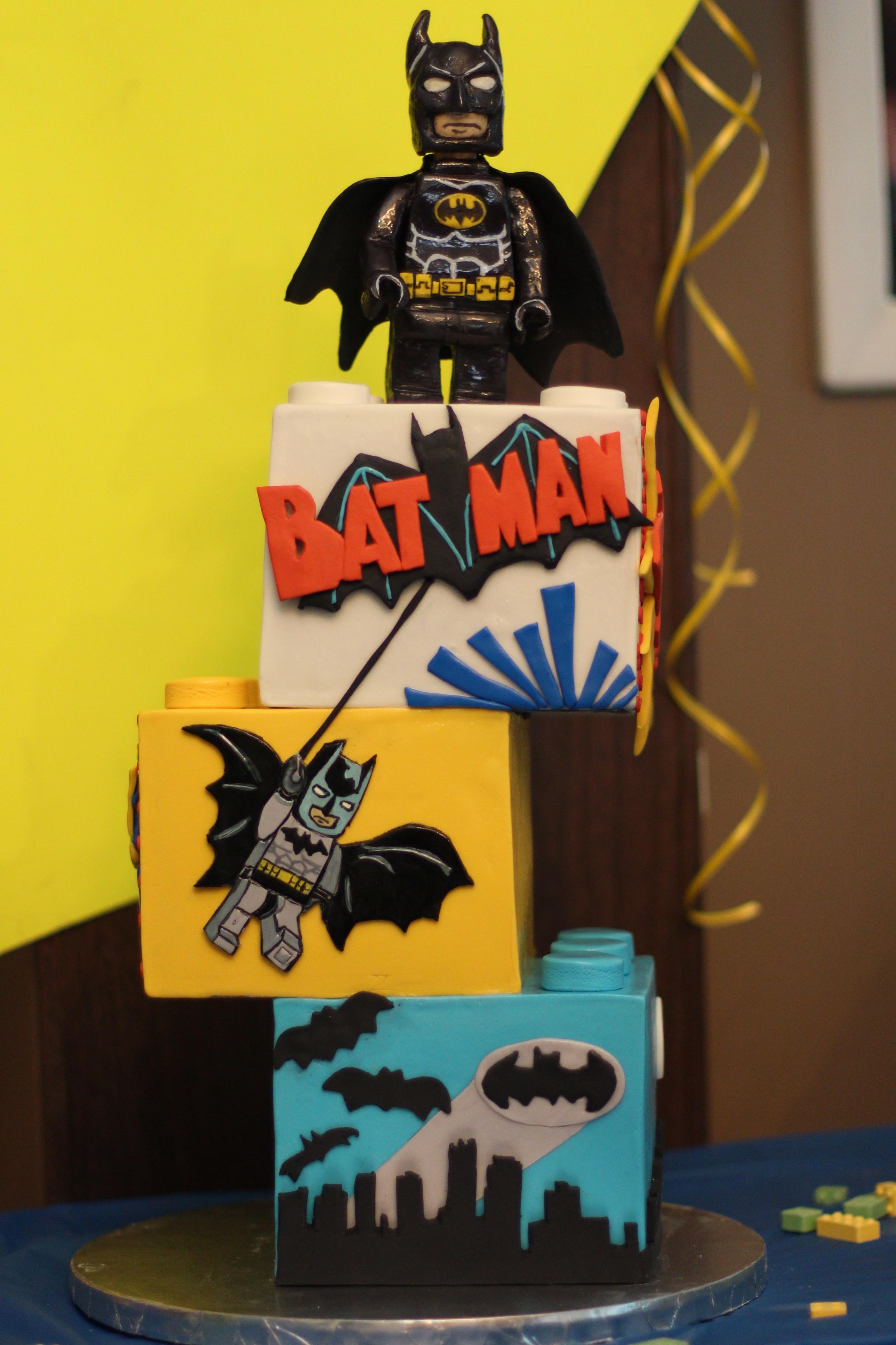 Batman Cake Topper Melbourne