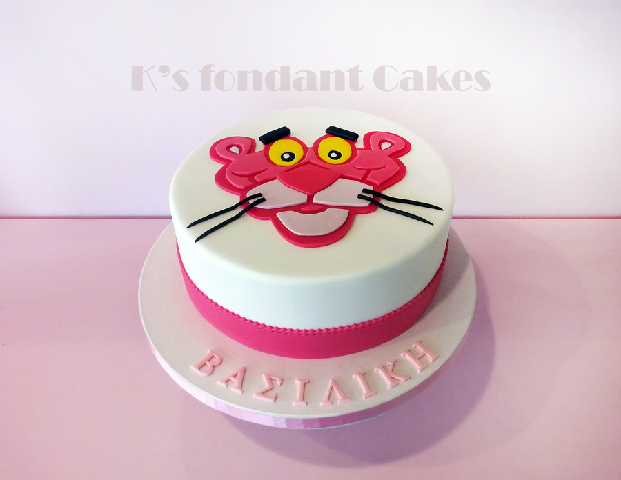 Pink Panther Cake Recipe