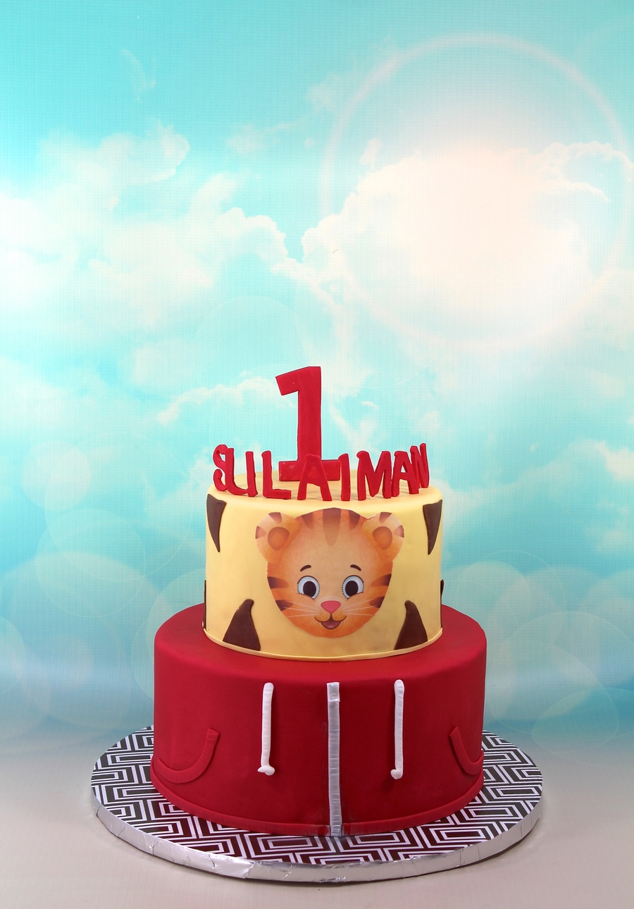 Daniel Tiger Neighborhood Cakecentral Com
