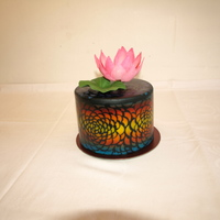 Lotus Cake Small 5 inches cake