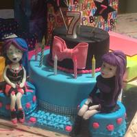 Monster High First time modelling figures