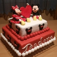 Mickey And Minnie Mouse For my nephews