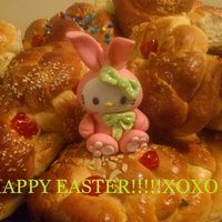 Happy Easter To All!!!!!! Hello bunny