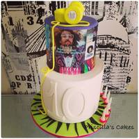 Red Foo Inspired Birthday Cake For a little boy that idolises Red Foo