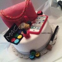 Make Up Cake Mac make up cake together with iphone etc.