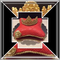 Crown Pillow Cake Crown Cake