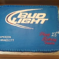 Bud Light Beercake All BC with WASC.