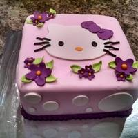 Hello Kitty Hello Kitty - fondant/gumpaste accents