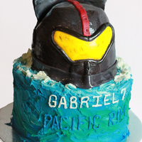 Pacific Rim Cake Gypsy Danger