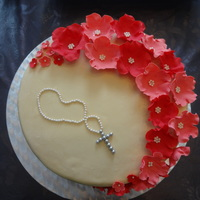 Communion Cake 1 another one