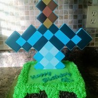 Minecraft Buttercream