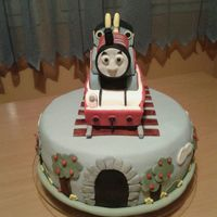 For My Son 2Th Birthday Thomas and Friends