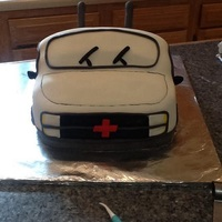 Truck Cake My first truck