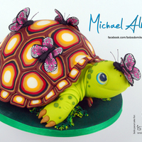 Lovely Tortoise This Lovely Tortoise (Tartaruga Mimosa), is a project I made for the school of cake design Isto Faz-se where I teach classes in Portugal....