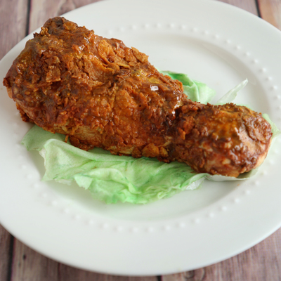 Fried Chicken Cake