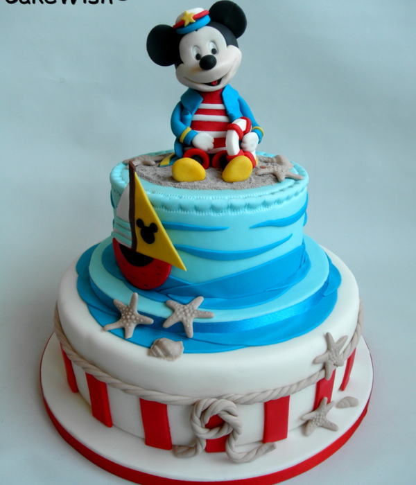 Ahoy Sailor Mickey!