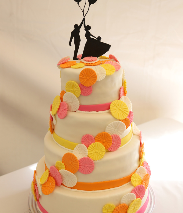 Cut Cake Decorating Photos