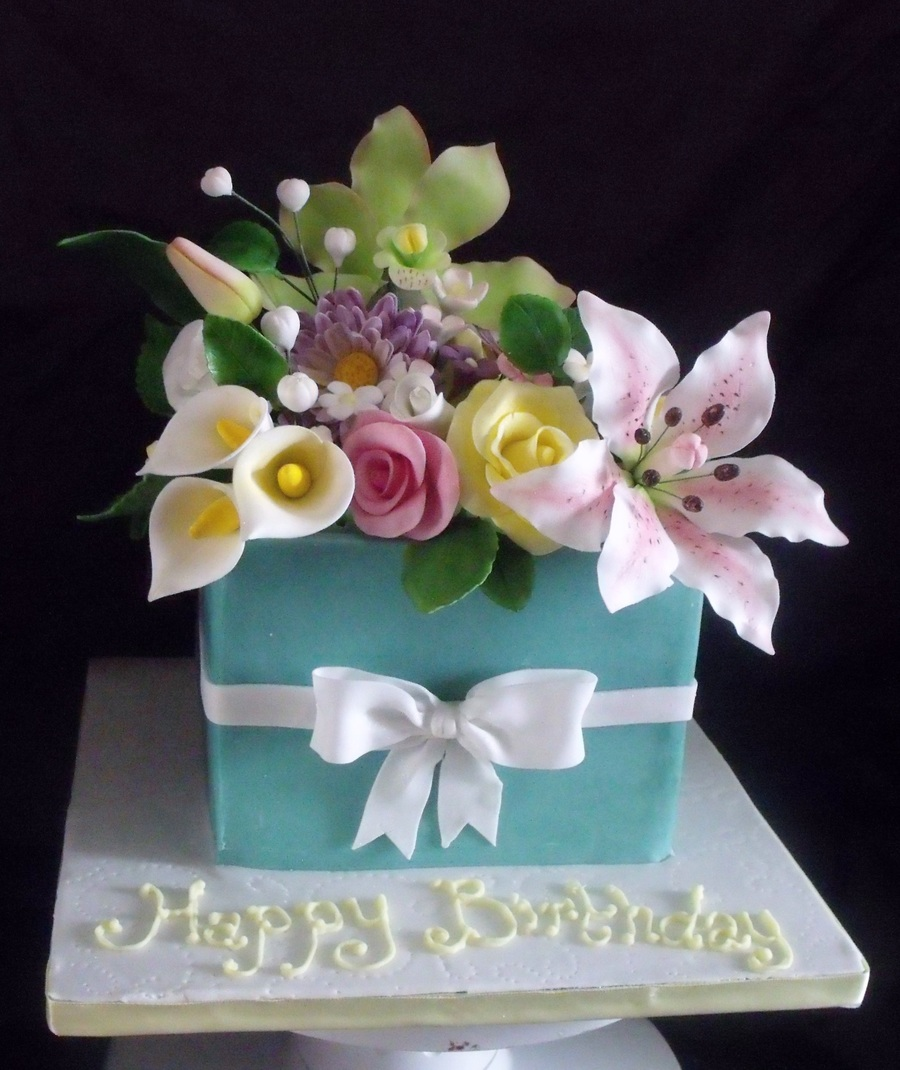 Cake Decorating Ideas For Women