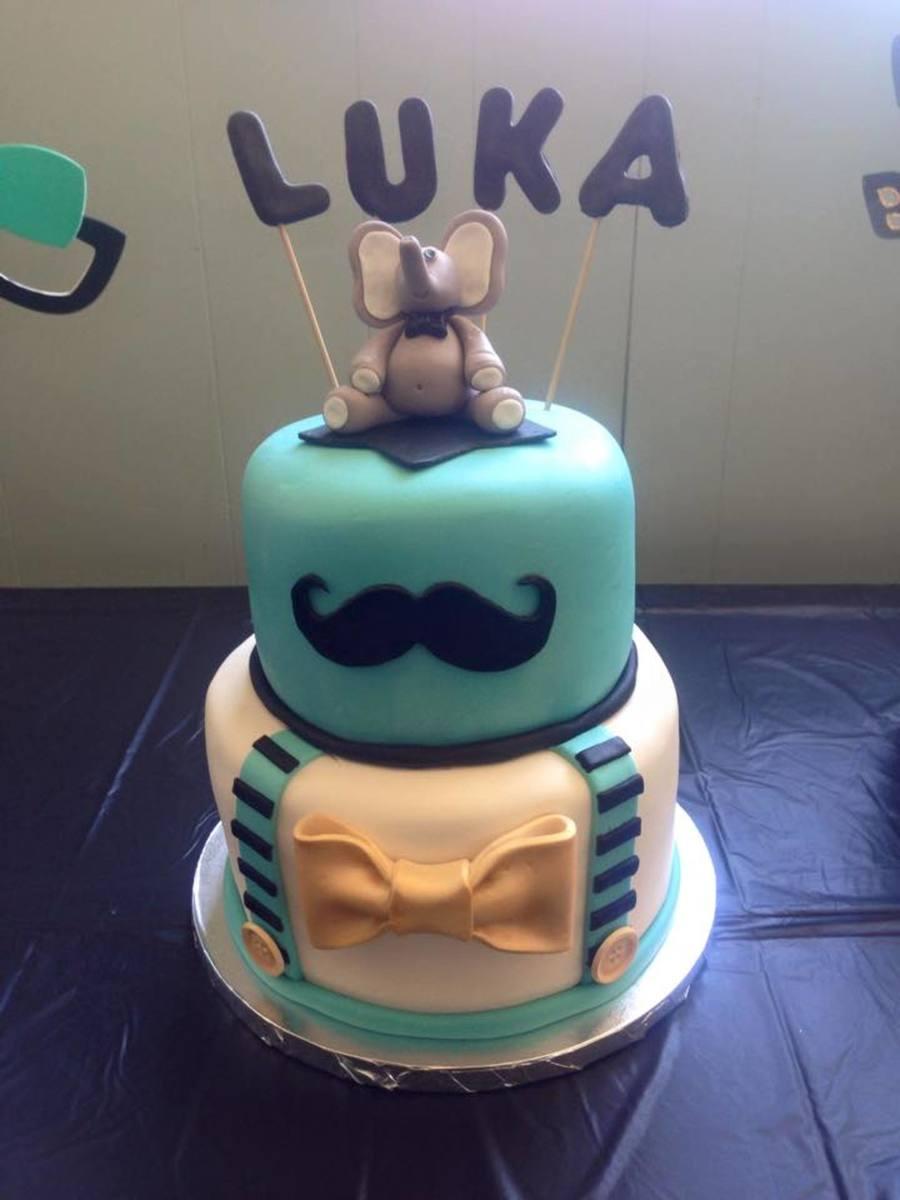 Little Man Baby Shower Cakecentral