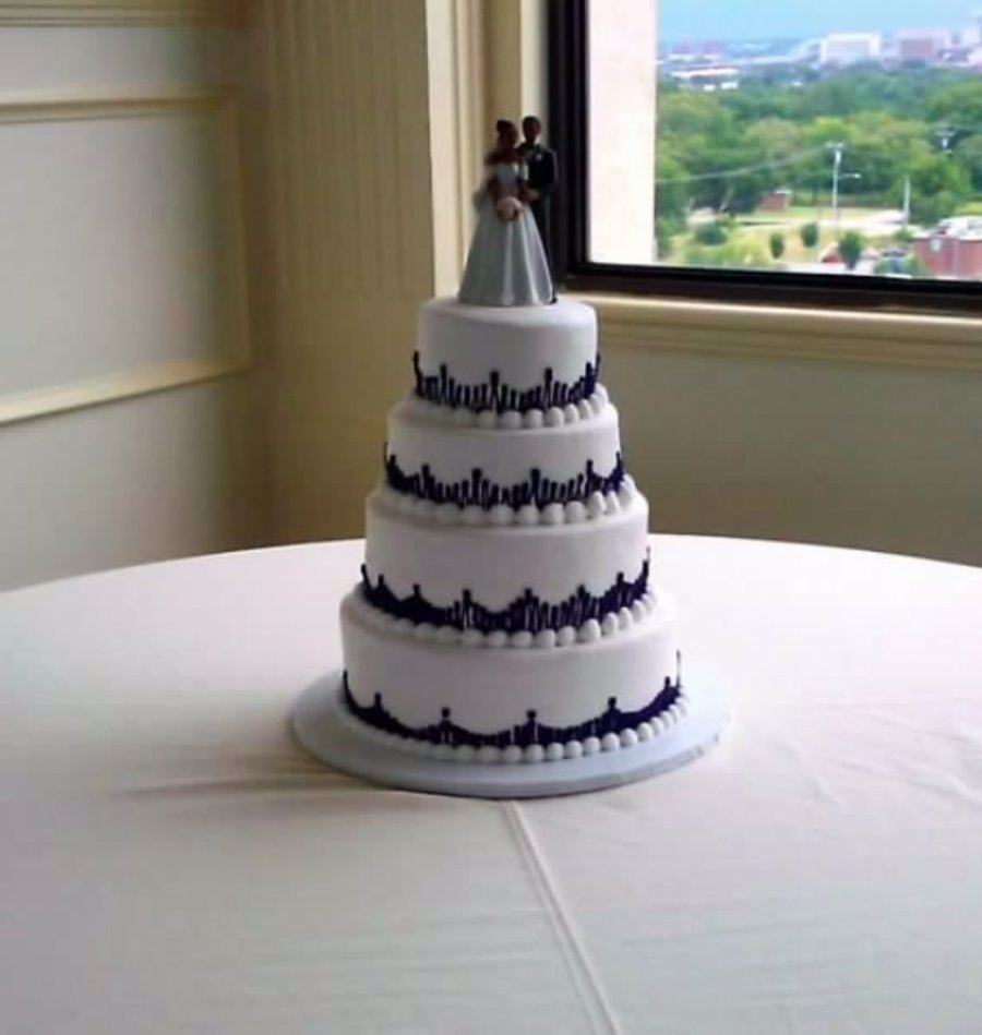 Simple 3,Tier , CakeCentral.com