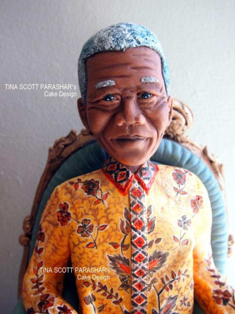 Tribute To Nelson Mandela Cakecentral Com