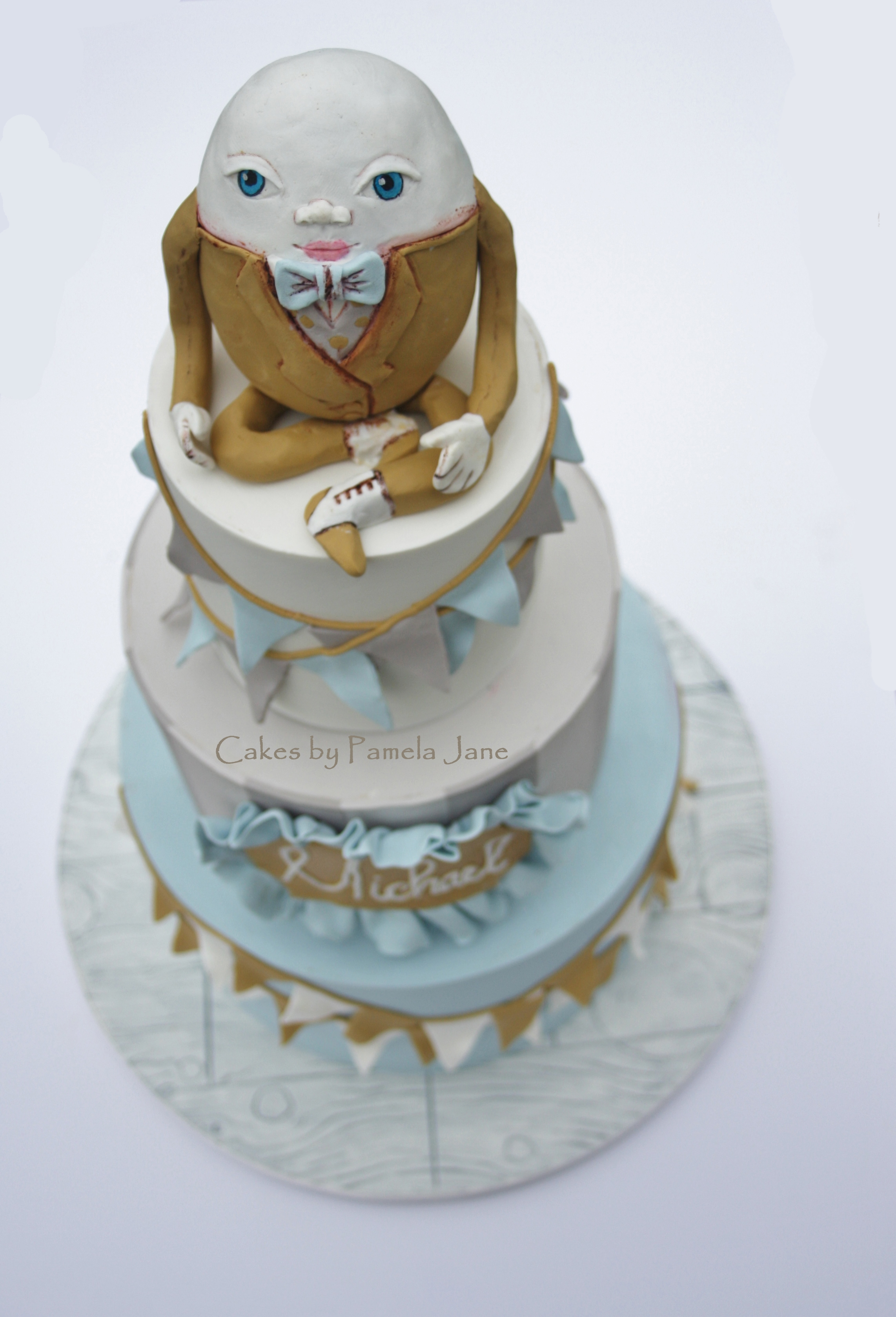 Humpty Dumpty Baby Shower Cakecentral Com