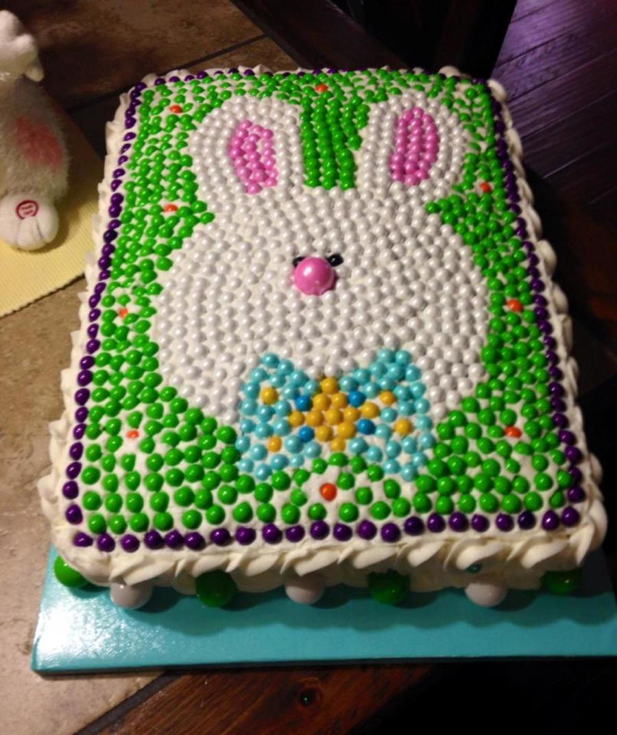 Bunny Cake on Cake Central