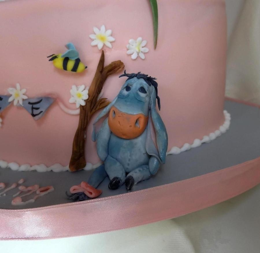 Eeyore on Cake Central