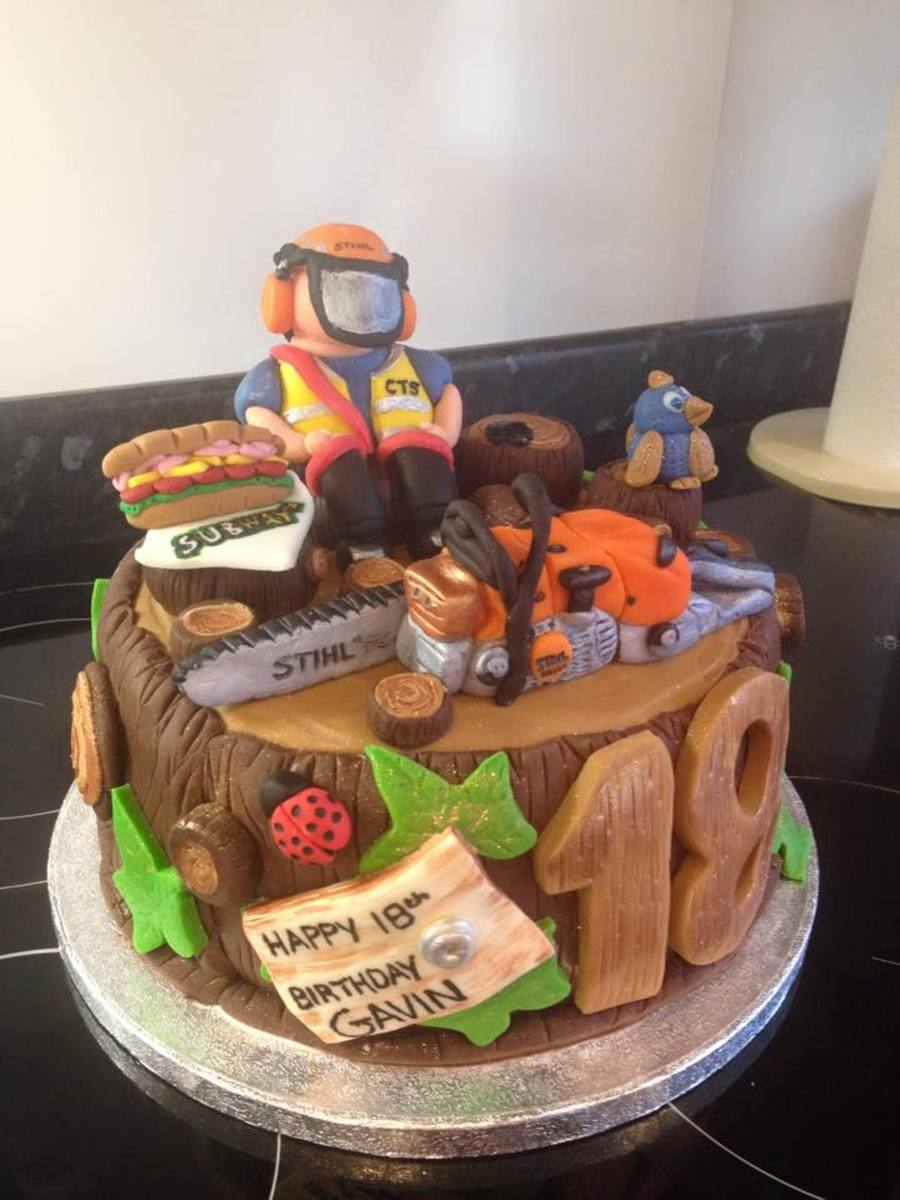 Tree Surgeon Cakecentral Com
