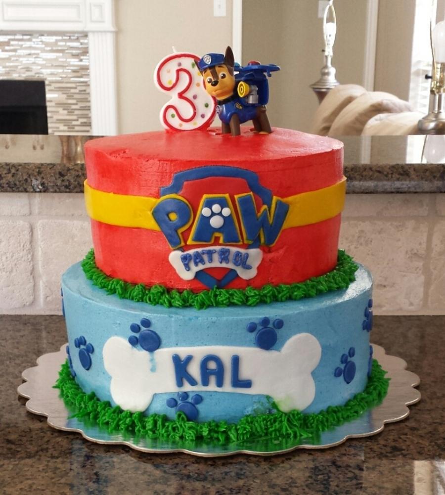 Paw Patrol Cake Cakecentral Com