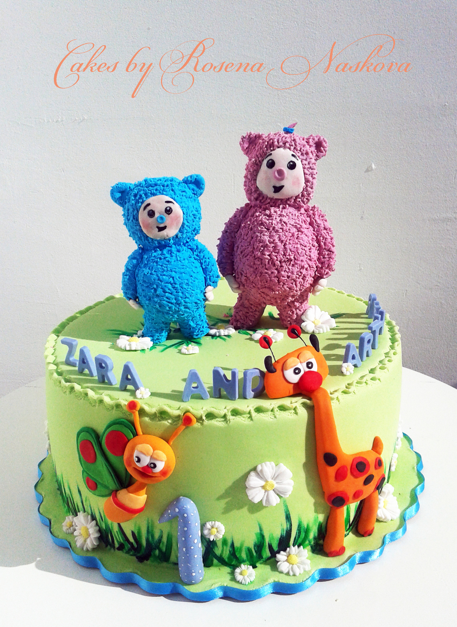 Billy And Bam Bam Cakecentral