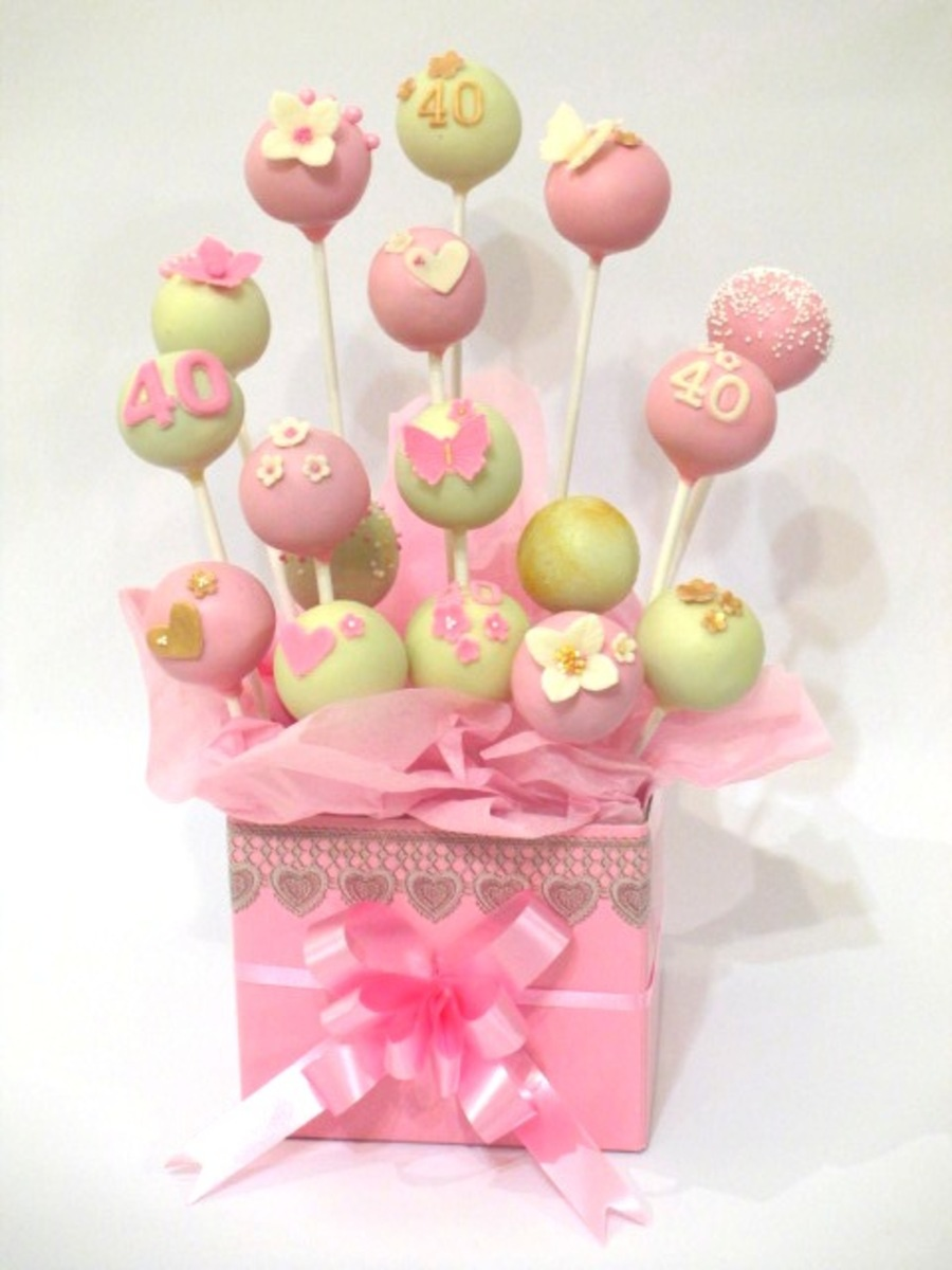 Cake Pop Gift Ideas