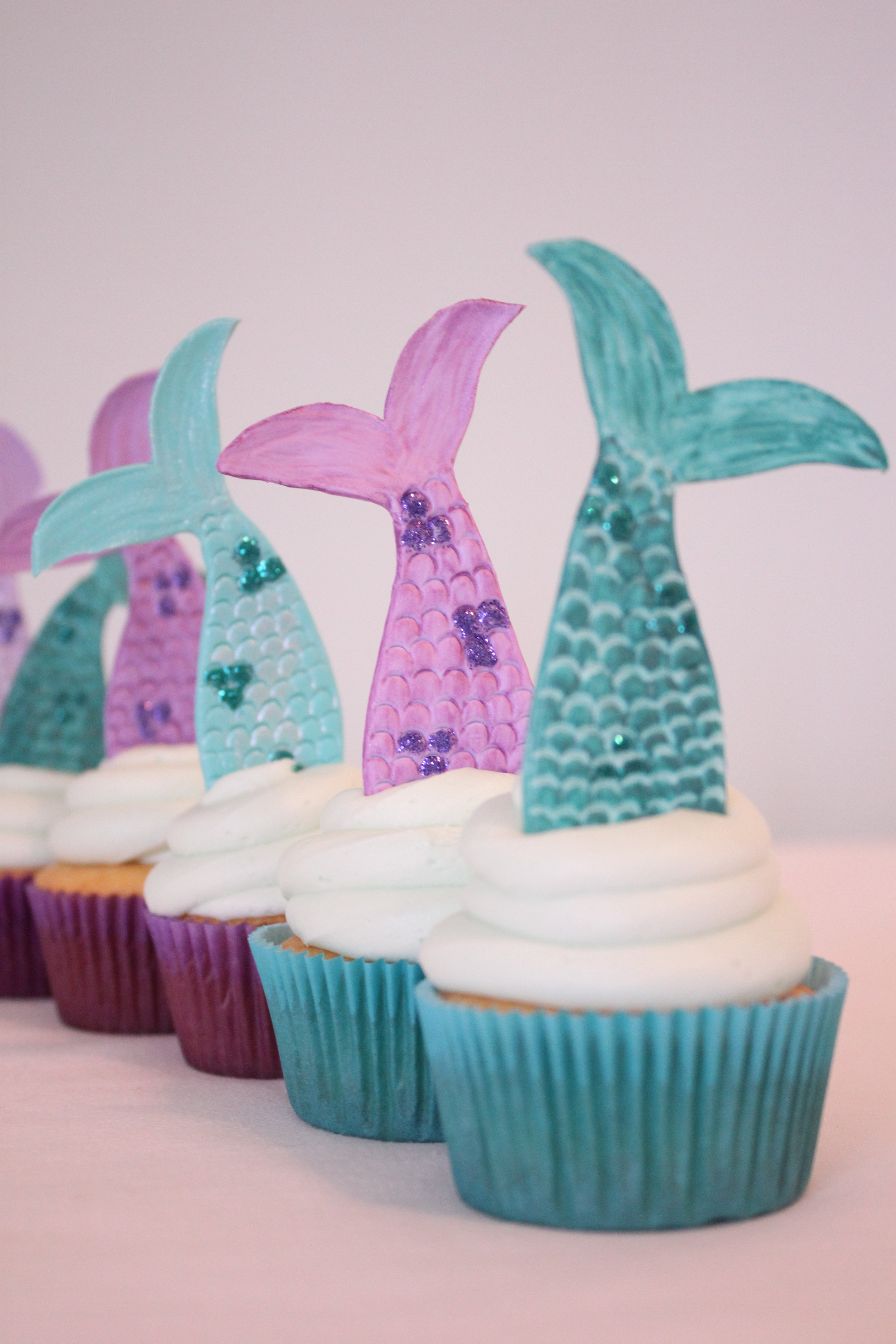 Mermaid Scale Cake Cakecentral Com